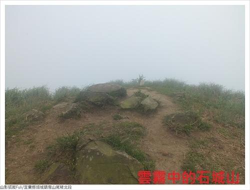 雪山尾稜北段 (95).JPG - 雪山尾稜北段