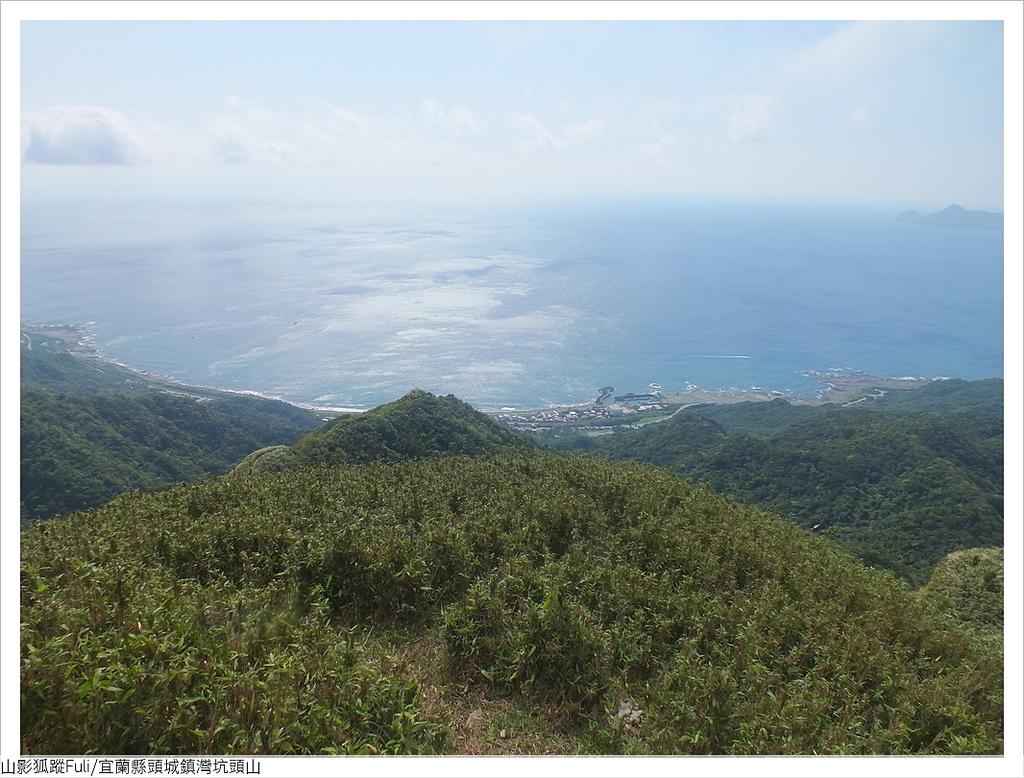 桃源谷稜線 (1).JPG - 灣坑頭山