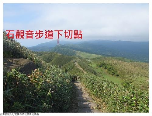 桃源谷稜線 (14).JPG - 灣坑頭山