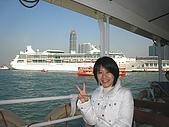 Anita@HK Part1:香港 016天星小輪搖晃中 臉塗太白了是怎樣.jpg