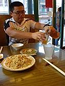20090222-三坑鐵馬道:炒飯跟紫蘇梅汁