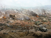 謎樣國度:北韓(朝鮮DPRK):清川江畔圍殲戰全景畫館2.jpg