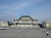 謎樣國度:北韓(朝鮮DPRK):金日成廣場&人民大學習堂.JPG