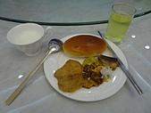 謎樣國度:北韓(朝鮮DPRK):羊角島國際飯店早餐.JPG