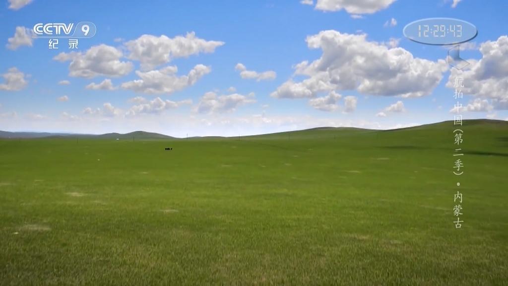 蒙古元朝:航拍中國:內蒙古(呼倫貝爾草原).jpg