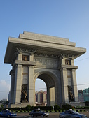謎樣國度:北韓(朝鮮DPRK):平壤凱旋門.JPG