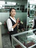 謎樣國度:北韓(朝鮮DPRK):拒拍的店員.jpg