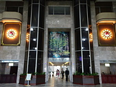謎樣國度:北韓(朝鮮DPRK):羊角島國際飯店大廳.JPG