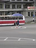 謎樣國度:北韓(朝鮮DPRK):北韓女交警.jpg