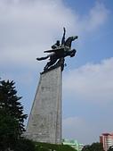 謎樣國度:北韓(朝鮮DPRK):千里馬銅像.JPG