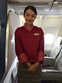 遠走高飛:不丹皇家航空空姐.JPG