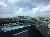 遠走高飛:Kathmandu Marriott Hotel.JPG