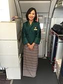 遠走高飛:不丹皇家航空座艙長.JPG