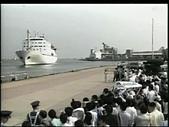 謎樣國度:北韓(朝鮮DPRK):萬景峰92號於新潟港.JPG