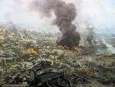 謎樣國度:北韓(朝鮮DPRK):清川江畔圍殲戰全景畫館1.jpg