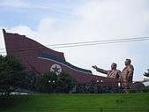 謎樣國度:北韓(朝鮮DPRK):萬壽台大紀念碑.JPG