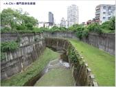 【新北。汐止】禮門里綠色廊道:茄苳溪