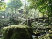 【竹縣】關西 四寮溪戶外生態教室(步道):竹編橋