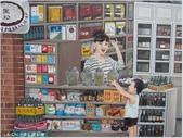 【台中。沙鹿】美仁里彩繪村:柑仔店