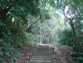 【北市】麗山橋口,中華科大親山步道:步道蜿蜒直上