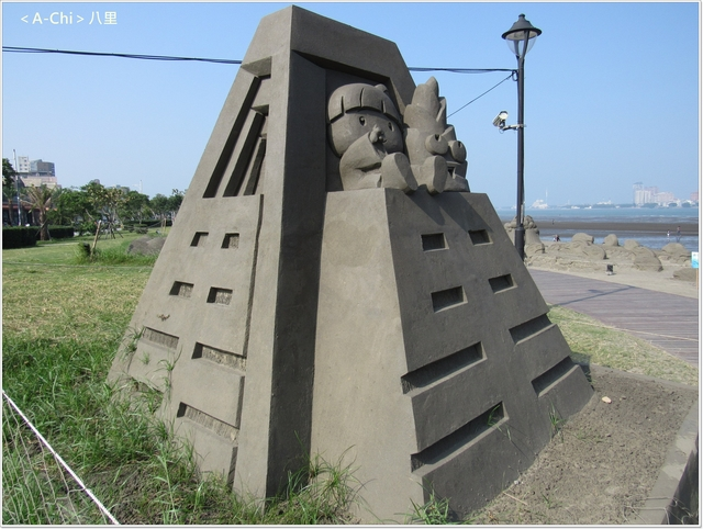 5.JPG - 【新北市。八里】走走