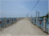 【台中。龍井】異國風情的麗水驛站(麗水漁港):堤岸上