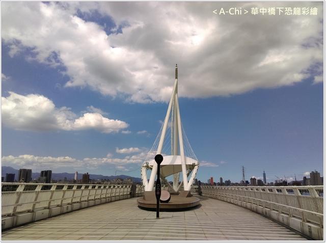 1.jpg - 【新北市】永和 華中橋下恐龍彩繪