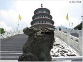 【新北。淡水】天元宮賞櫻,淡水老街走走:天元宮