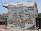 【台中。龍井】異國風情的麗水驛站(麗水漁港):龍港國小