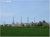 【台中。龍井】異國風情的麗水驛站(麗水漁港):台中火力發電廠