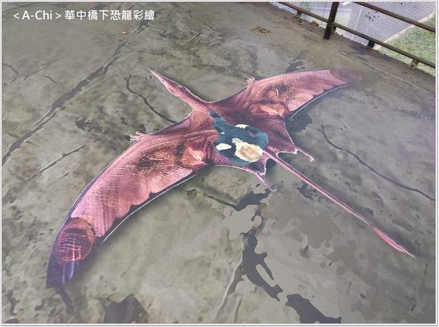 15.jpg - 【新北市】永和 華中橋下恐龍彩繪