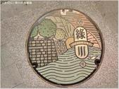 【台中。中區】新盛綠川水岸廊道:孔蓋