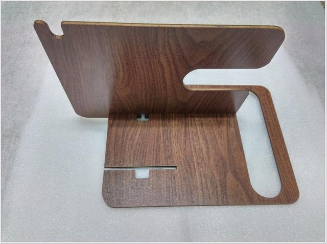 多功能置物架 - 【分享。木頭方程式】木製多功能置物架~收納小幫手