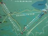 【北市】麗山橋口,中華科大親山步道:步道導覽圖