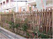 【台中。北屯】台中市眷村文物館:竹籬笆