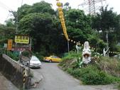 【北市】麗山橋口,中華科大親山步道:從北興宮旁上坡道