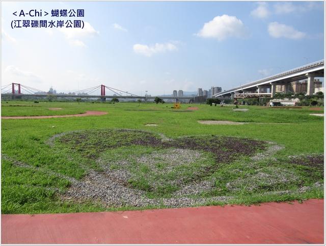愛心圖 - 【新北市】板橋 蝴蝶公園(江翠礫間水岸公園)
