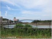 【新北。金山】水尾漁港景觀橋:景色