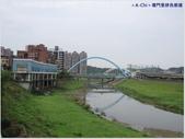 【新北。汐止】禮門里綠色廊道:河岸景觀
