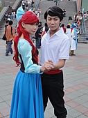 PF13開拓動漫祭-The Little Mermaid小美人魚:The Little Mermaid小美人魚-愛麗兒+艾力克王子001(HX5V).jpg