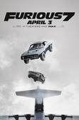 2015 好萊塢直立電影海報:玩命關頭7電影海報01