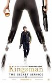2015 好萊塢直立電影海報:金牌特務電影海報04