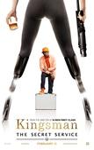 2015 好萊塢直立電影海報:金牌特務電影海報03
