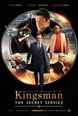 2015 好萊塢直立電影海報:金牌特務電影海報01