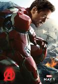 2015 好萊塢直立電影海報:復仇者聯盟2:奧創紀元電影海報01
