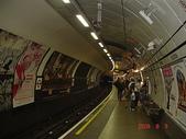 2008 英國:倫敦地鐵