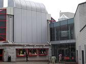 2008 英國:University of Warwick 的校園書局與藝術中心