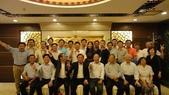 參加103-9-17至9-20在中國大陸雲南省昆明市舉辦的2014海峽兩岸生物防治學術研討會:臺灣團員(中華植物保護學會)與中國植物保護學會的理事長等學會幹部合影.