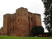 2008 英國:英國Kenilworth castle