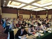 參加103-9-17至9-20在中國大陸雲南省昆明市舉辦的2014海峽兩岸生物防治學術研討會:陸方有將近300人參加.